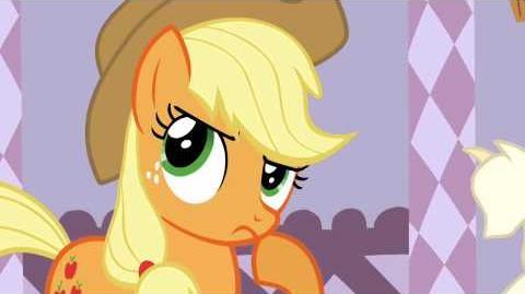 Applejack - hmmmm, nah
