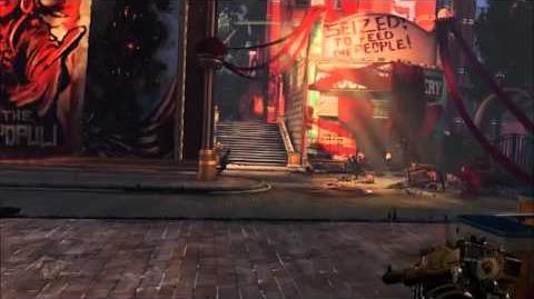 BioShock Infinite El video de 15 minutos de la demo del E3 completos... espectacular
