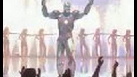 Peliculas de Iron Man