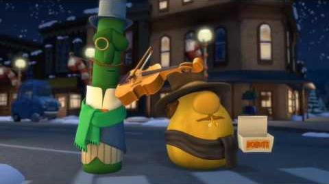 VeggieTales 'Donuts for Benny' Silly Song
