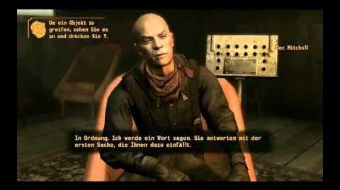Charakter erstellen in Fallout New Vegas