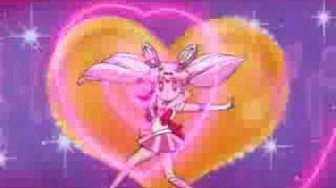Dulce Corazón Rosa ¡Ataca!