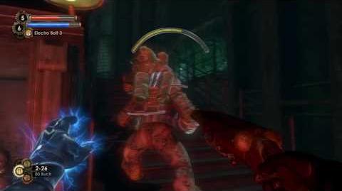BioShock 2 Alpha Series