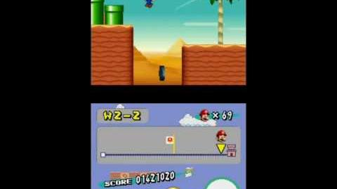 Newer Super Mario Bros. Wii - Another Concept Level.