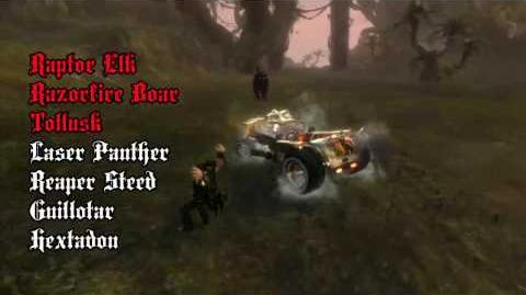 Brutal Legend Beast Master Achievement Guide