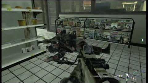 Call of Duty Modern Warfare 2 Campaign Gameplay