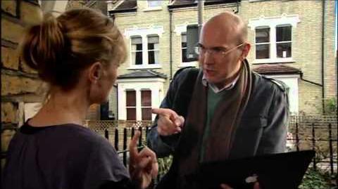 BBC Outnumbered - Sue deals with door to door sales