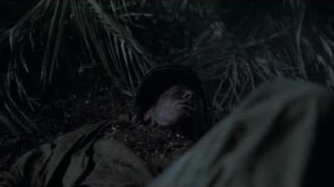 John Basilone at Guadalcanal.avi