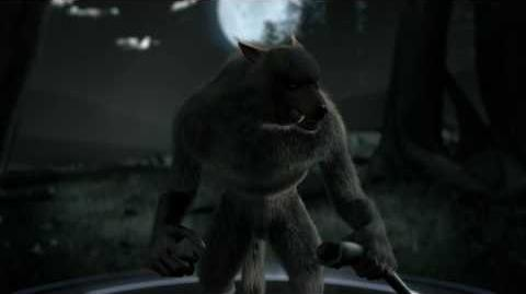 MonsterQuest -- America's Wolfman