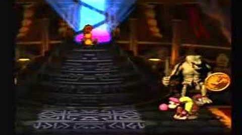 Donkey Kong Country 2 - King K Rool (Final Boss 2)