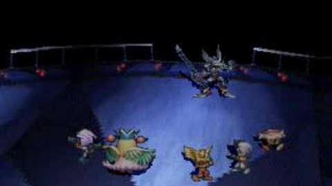 M Black III Battle (Part 1)