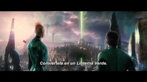 LINTERNA VERDE - Primer trailer oficial subtitulado