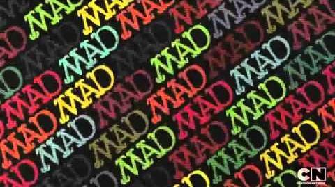MAD Cartoon Network S02E07 Ribbitless The Clawfice