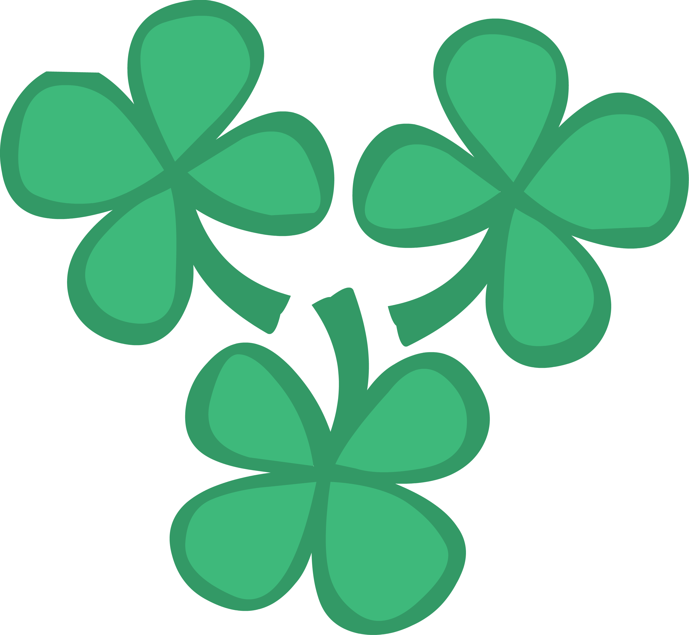 Lucky Clover Png File:ponymaker Clover.png