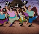 Pirate Crew (Peter Pan)/Gallery