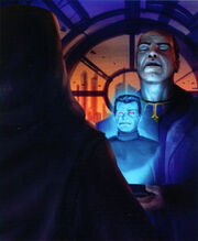 Doriana introduces Thrawn to Palpatine