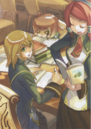 BlazBlue Calamity Trigger Material Collection (Illustration, 19).png