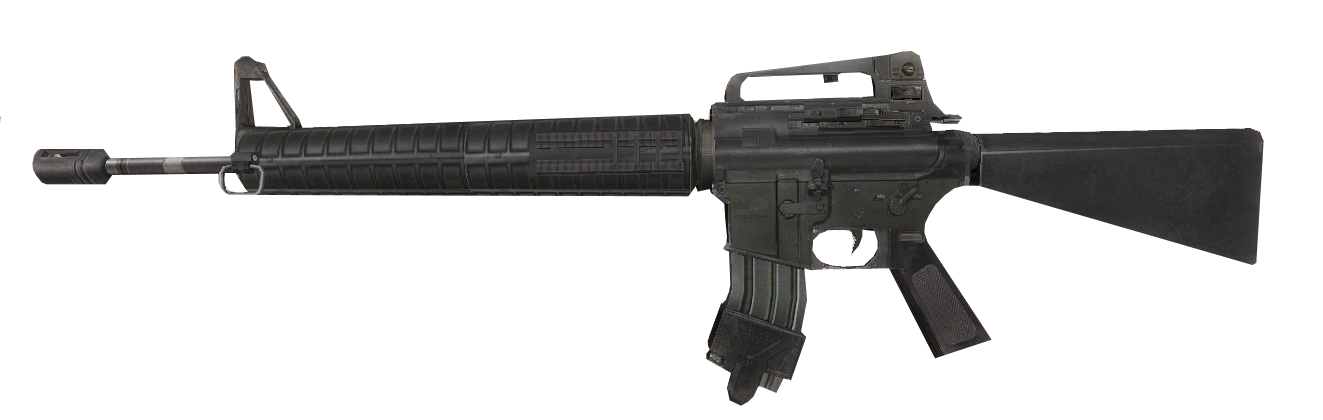 Image - M16A4 3rd Person MW3.png - The Call of Duty Wiki ... M16 Acog