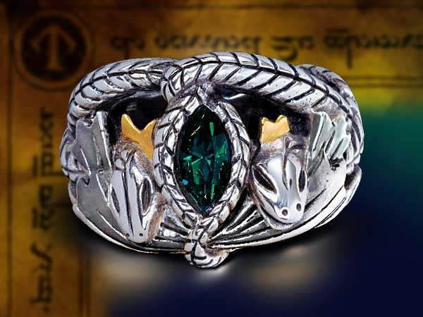 Lord Of The Rings Ring Of Barahir