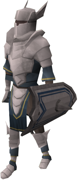 how to open armour sets runescape