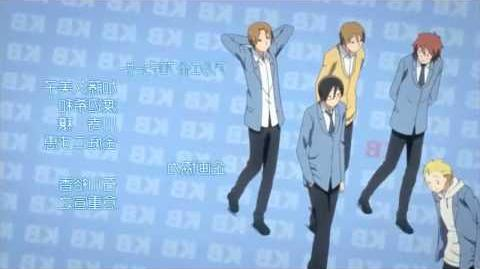 "Kimi to Boku. Opening - ""Bye Bye"" HD"