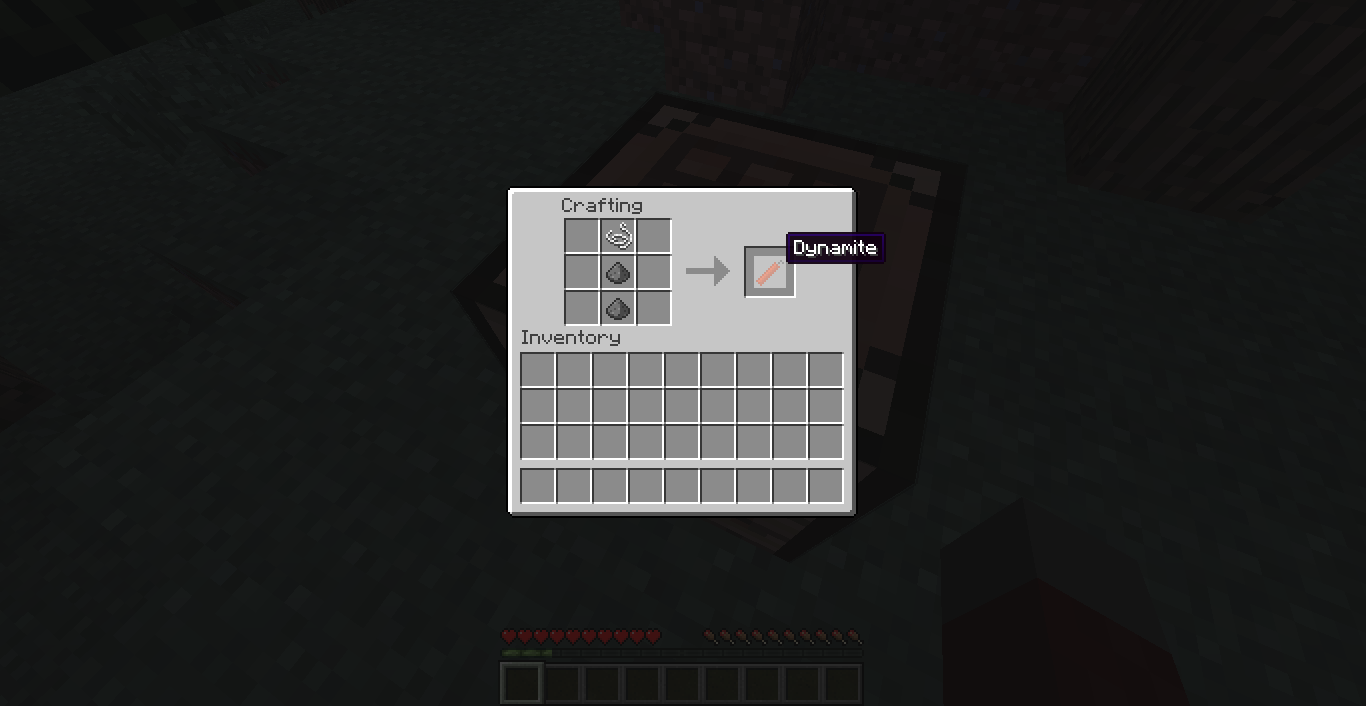 Dynamite. - Suggestions - Minecraft: Java Edition ...