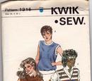 Kwik Sew 1315
