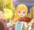 Marie's Violin Images