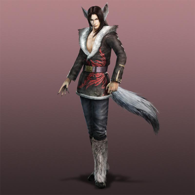 Image - ZhouYu-DW7-DLC-Wu  Zhou Yu Dynasty Warriors 8