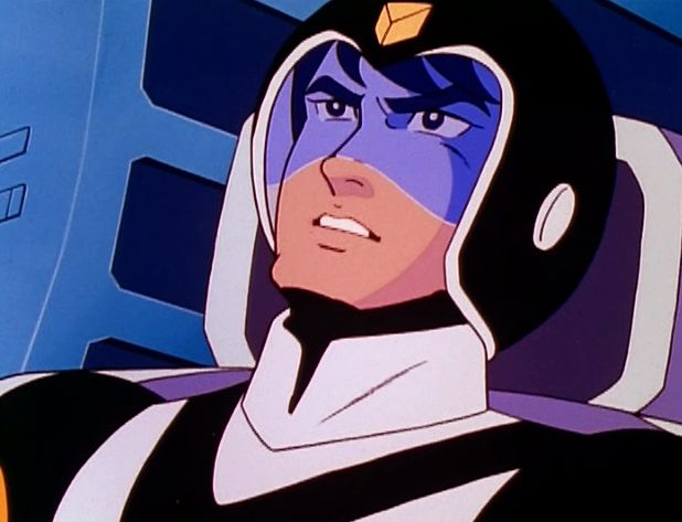Voltron Force Characters Names Sven (DotU) - V...