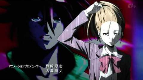 """Phi Brain Kami no Puzzle OP 2 Opening 2 - """"Now or Never"""" by Nano"""