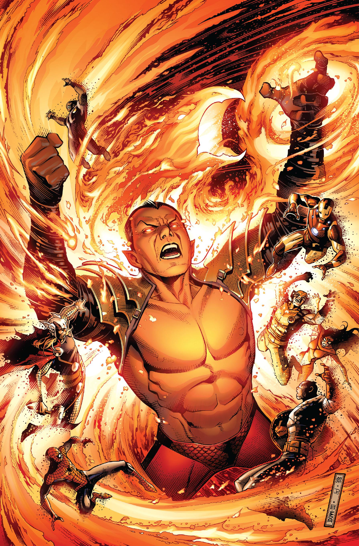 Avengers vs. X-Men Vol 1 8 - Marvel Comics Database