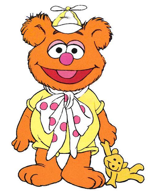 Baby Fozzie - Muppet Wiki - Wikia