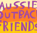Aussie Outback Friends