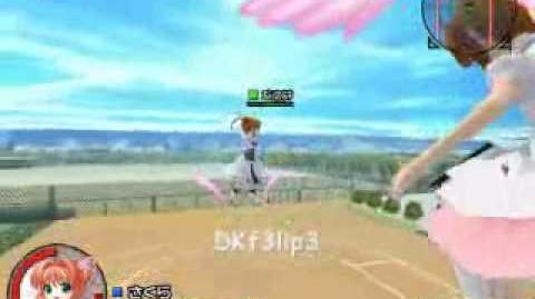 Magical Battle Arena v1.61 Character Skills - Kinomoto Sakura 3 16