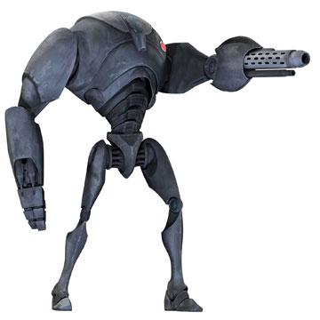 Модификация дроида в2 b2 боевой