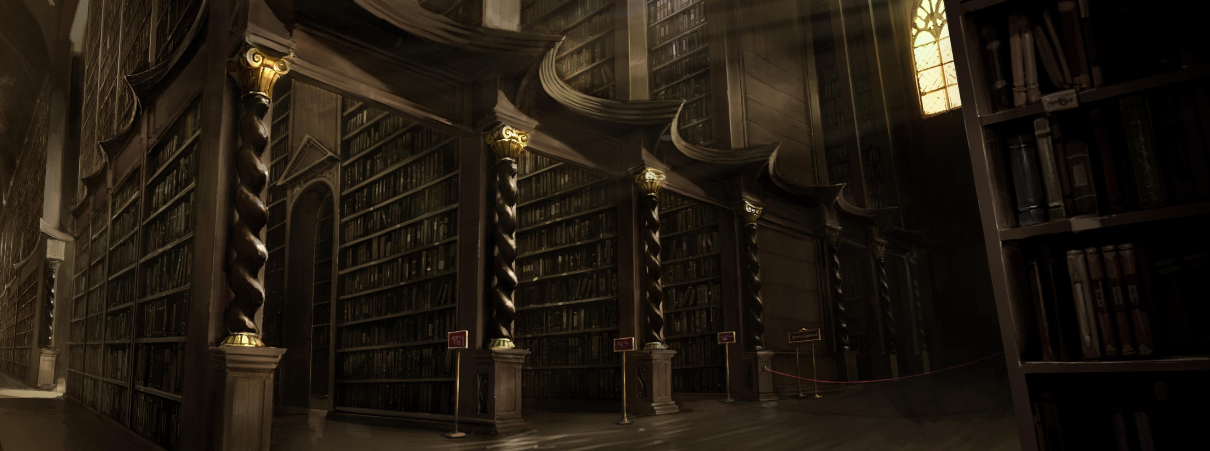 Projet Bibliothèque (territoire Blop) B1C12M1