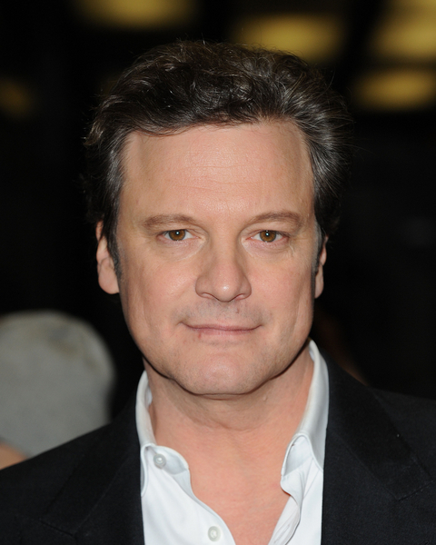 Colin Firth - The Blac...