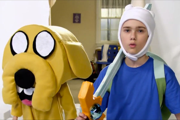 Cartoon-network-adventure-time-live-action-video