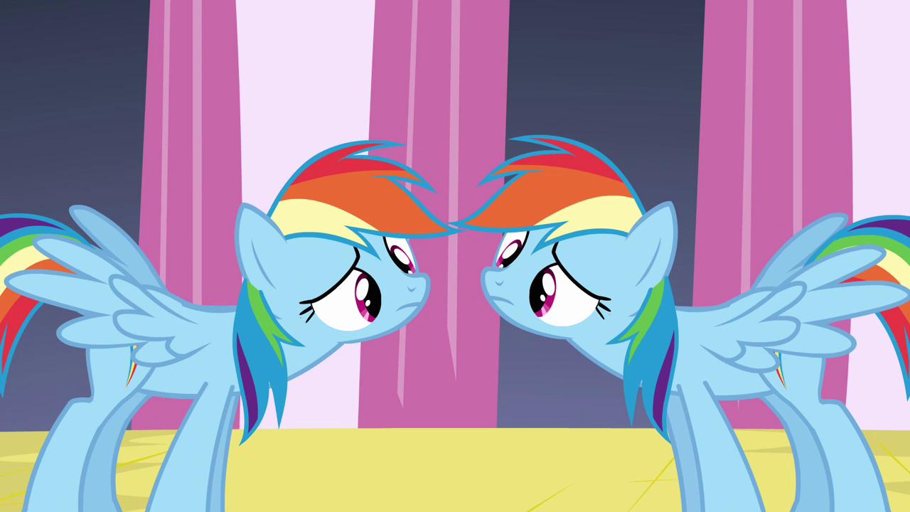Rainbow Dash Clone File:rainbow Dash And Clone