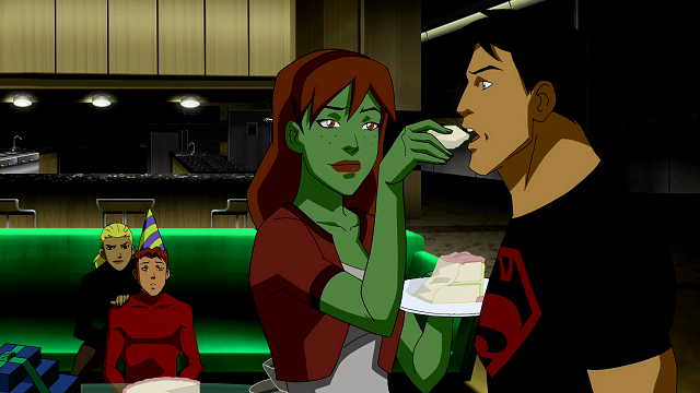 Artemis and Kid FlashYoung Justice Kid Flash And Artemis