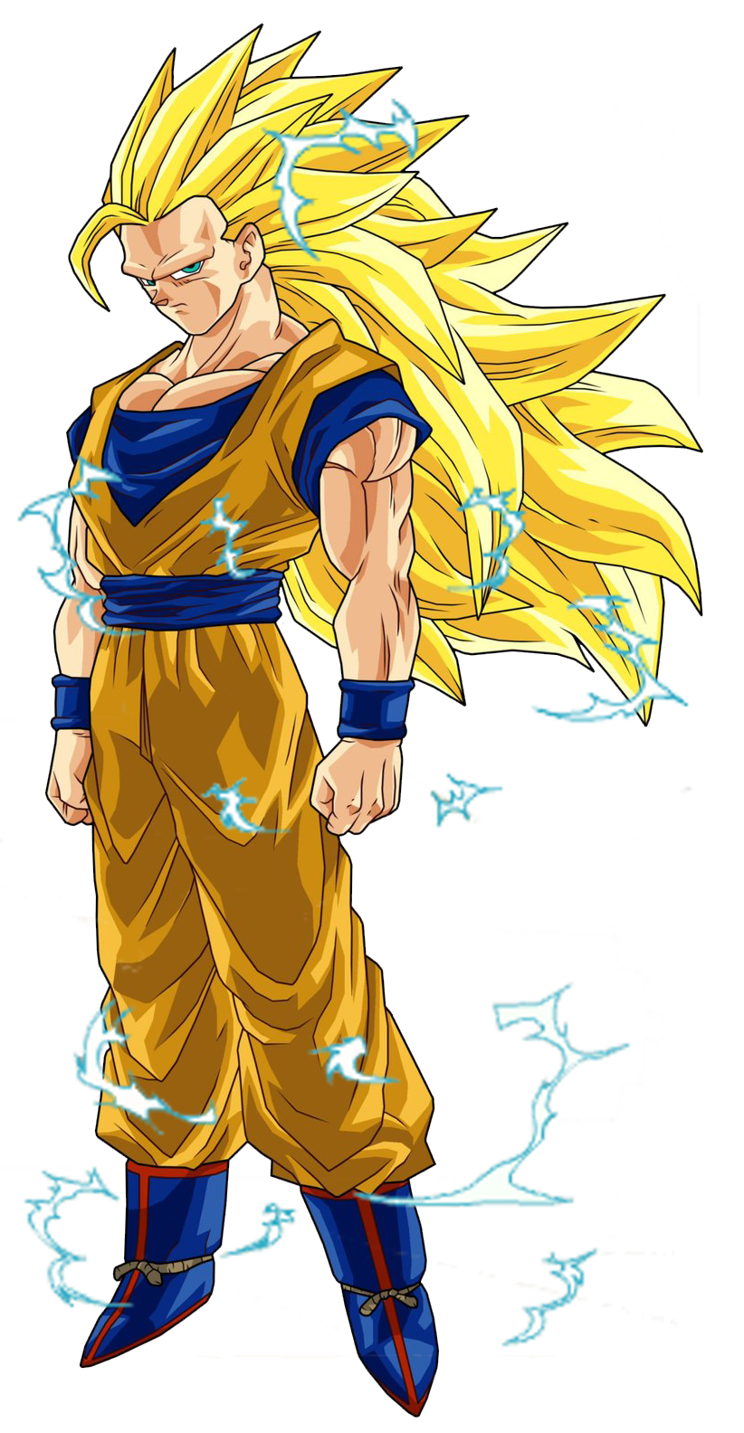 super saiyajin 3 dragon ball wiki wikia
