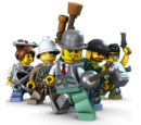 Monster Fighters (Minifigures)