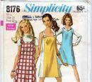 Simplicity 8176 A