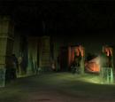 Тюрьма Корифея - основание башни