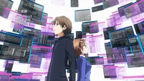 Accel World Ending HD