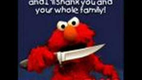 The Story of Evil Elmo