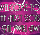 IamJakuhoRaikoben/Fairy Tail Wiki Award Show: April 2012