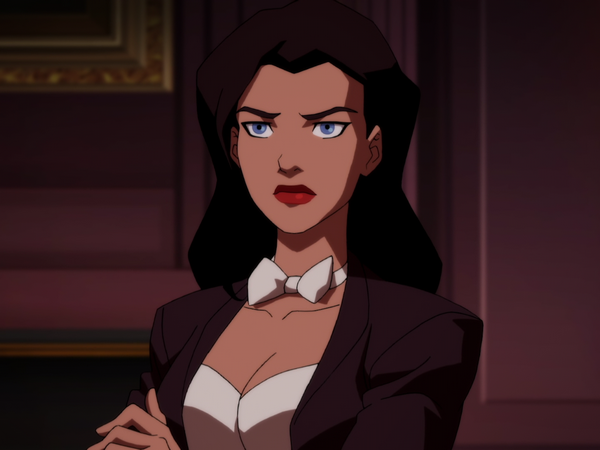 Image - Zatanna.png - Young Justice Wiki: The Young ...