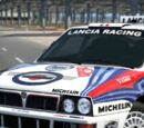 Lancia DELTA HF Integrale Rally Car '92